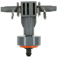 Inline Drip Head, pressure equalizing
