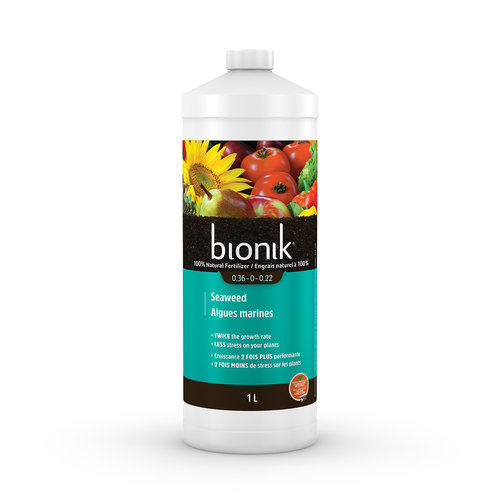 Gardena Bionik Seaweed Liquid Fertilizer