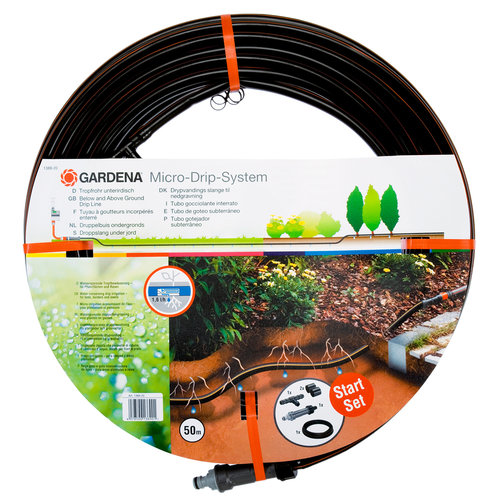 Gardena Below Ground Drip Irrigation Line 1/2