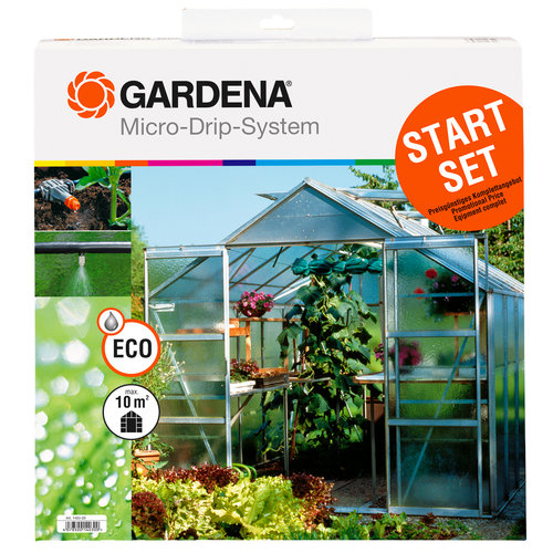 Gardena Starter Set for Greenhouses