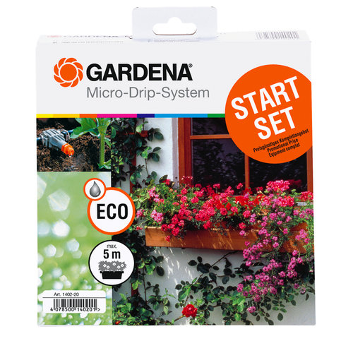 Gardena Starter Set for Flower Boxes