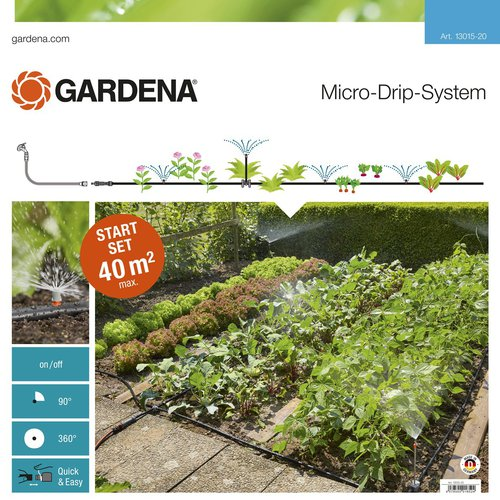 Gardena Starter Set Planted Areas